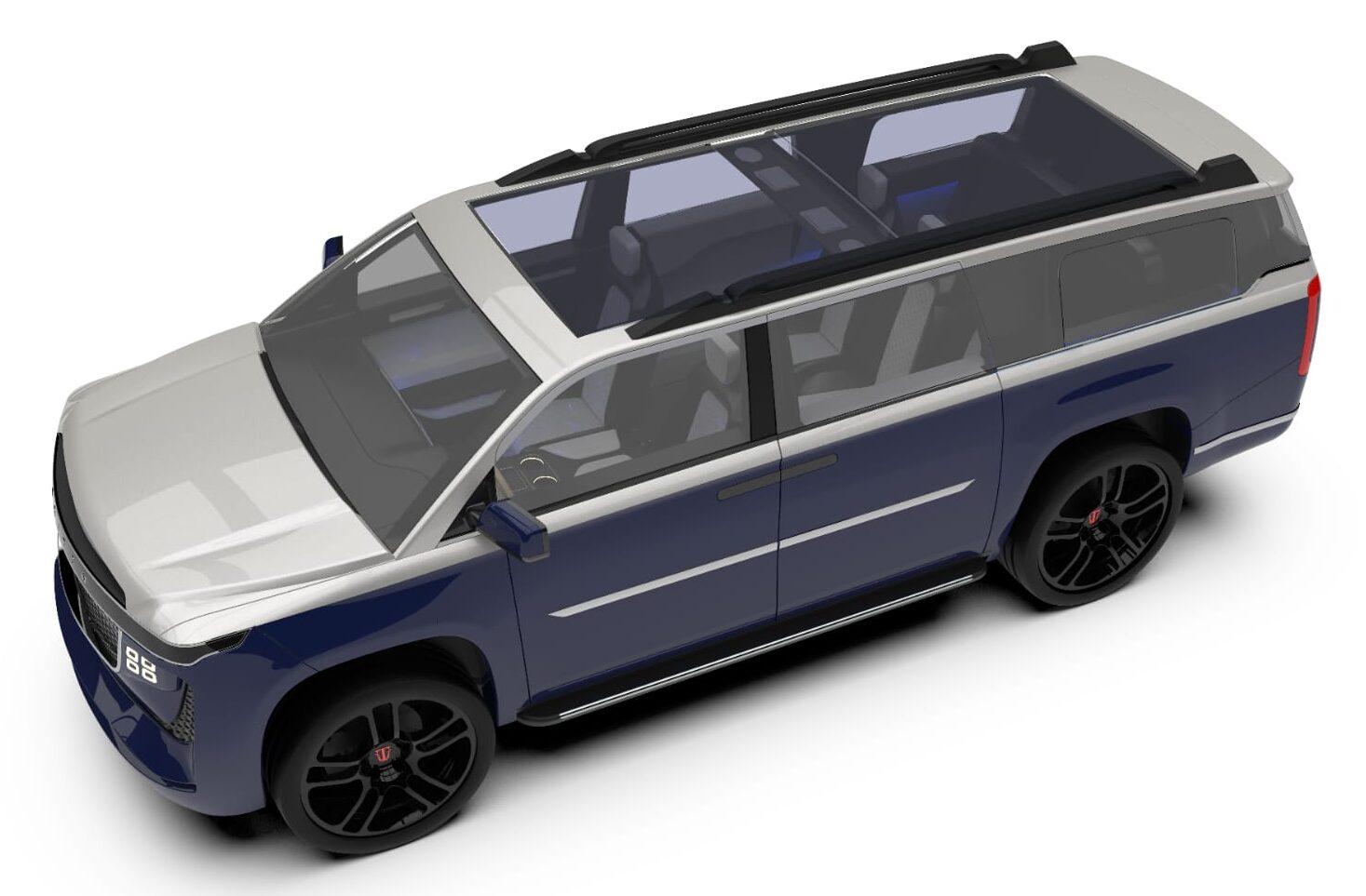 Triton EV Models